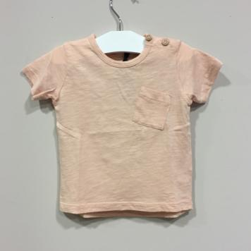 camiseta alba one more in the family la petite boutique santiago