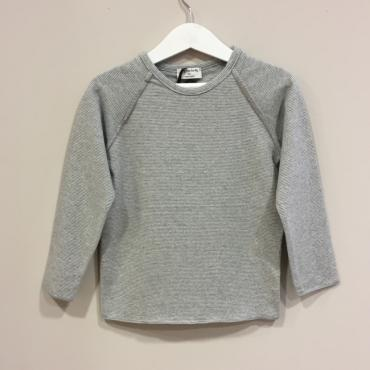 camiseta eneko gris one more in the family la petite boutique santiago