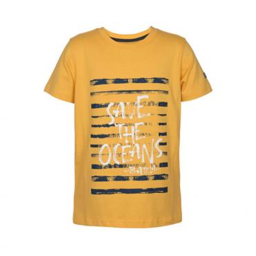 camiseta save the oceans batela la petite boutique santiago