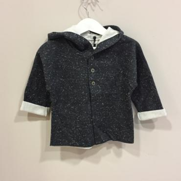chaqueta blas gris one more in the family la petite boutique santiago