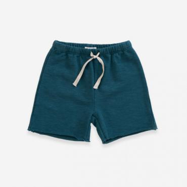 short felpa azul verdoso play up la petite boutique santiago