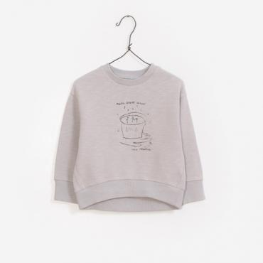 sudadera felpa planta play up la petite boutique santiago