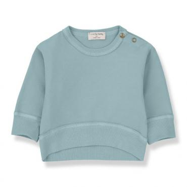 sudadera siracusa mint one more in the family la petite boutique santiago