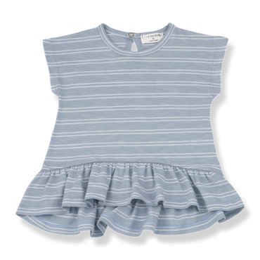 vestido diana blue one more in the family la petite boutique santiago